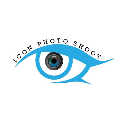 ICON PHOTOSHOOT GRAPHIC LOGO DESIGN