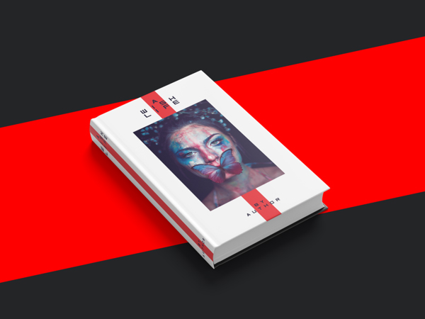 BOOK COVER DESIGN HARDCOVER TYPE 1