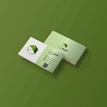 SAMPLE BUSINESS CARD DESIGN - 2.