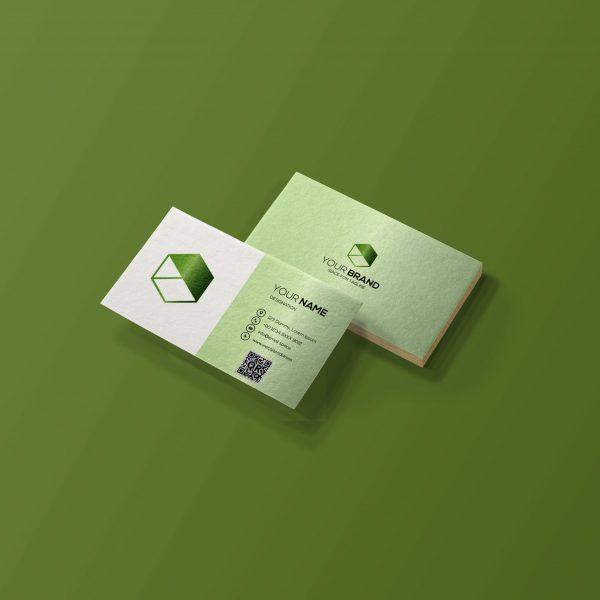 SAMPLE BUSINESS CARD DESIGN - 2.