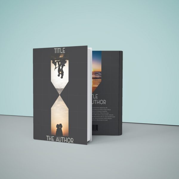 BOOK COVER DESIGN HARDCOVER TYPE 2