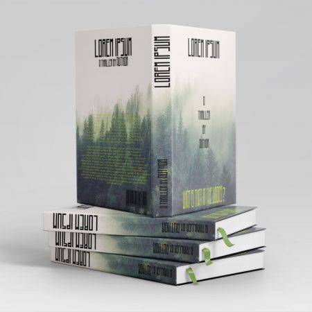 BOOK COVER DESIGN HARDCOVER TYPE 5
