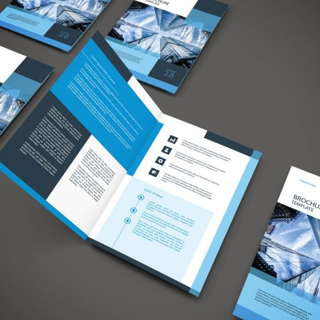 SAMPLE BI-FOLD BROCHURE DESIGN