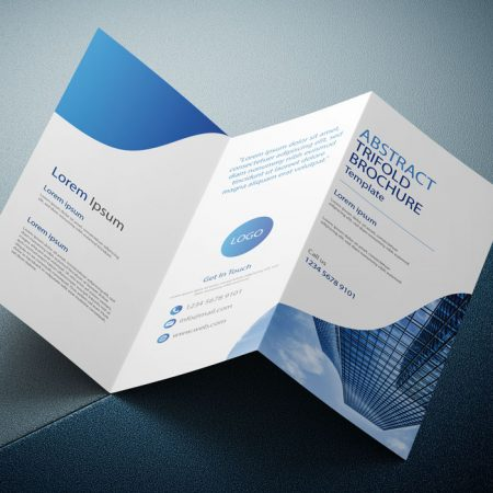 SAMPLE TRI-FOLD BROCHURE DESIGN