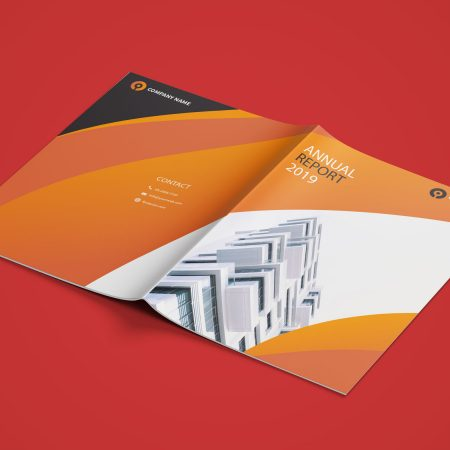 A4 CATALOGUE FOR BUSINESS BRAND.