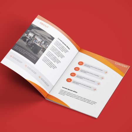 A4 CATALOGUE FOR BUSINESS BRAND PAGE 1 and 2.