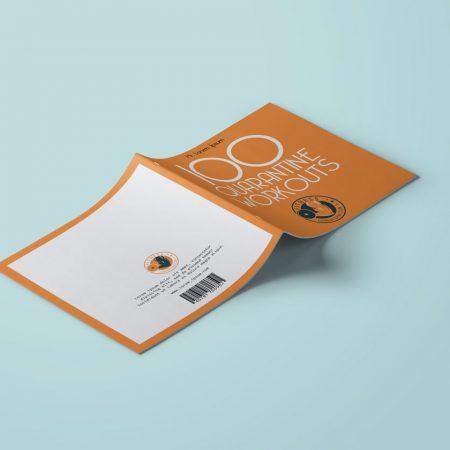 SQUARE CATALOGUE DESIGN | FRONT & BACK COVER DESIGN