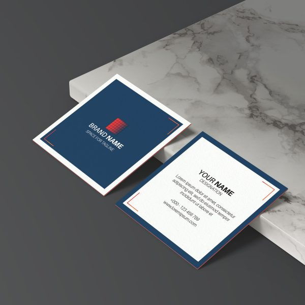 BUSINESS CARD DESIGN FOR COPORATE OFFICE.